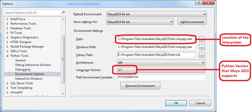 Maya Python Interpreter